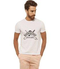 camiseta joss - barbershop - masculina