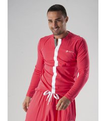 pyjama's / nachthemden geronimo mannen trui met lange mouwen