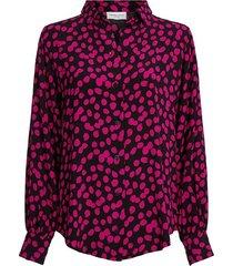 fabienne chapot blouse donna zwart