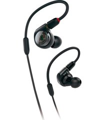 audifonos monitoreo audiotechnica athe40 negro