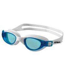 ocúlos de natação poker navagio extra branco/azul