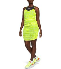 women's nike sportswear indio ruched tank dress