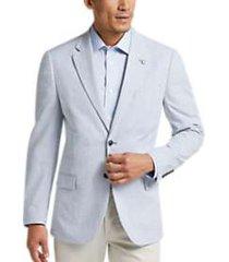 nautica blue seersucker modern fit sport coat