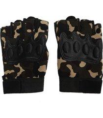 guantes marrón boerss