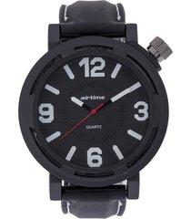 reloj negro-blanco virox airtime