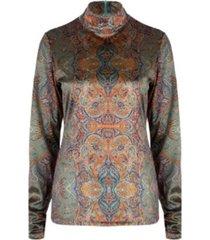 multicolor / pattern dante 6 dolfina paisley top tops