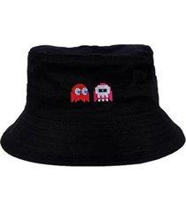 chapéu bucket skull clothing arcade - masculino
