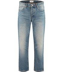 ami alexandre mattiussi jeans 5-pocket jeans