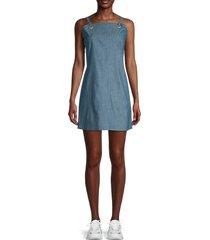 rag & bone women's sleeveless denim dress - indigo - size 00