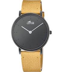 reloj 18780/2 minimalist negro lotus