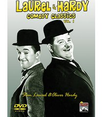 laurel and hardy collection - classic movie shorts