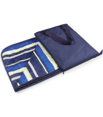 oniva by picnic time vista outdoor blanket tote