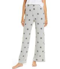 women's socialite tie dye lounge sweatpants, size xx-large - grey