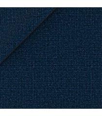 giacca da uomo su misura, tessitura di quaregna, blu hopsack, autunno inverno   lanieri