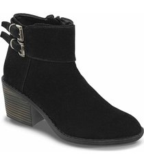 botines letire negro para mujer croydon