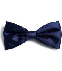 mens navy bow tie*