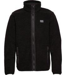 jacket sweat-shirt tröja svart hollister