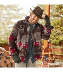 shelter creek blanket jacket