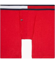 tommy hilfiger men's cool stretch boxer brief red - m