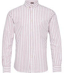 giles button down shirt overhemd casual rood morris