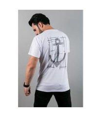 camiseta kouk âncora details masculina