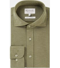 michaelis knitted shirt