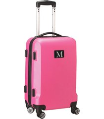 """mojo licensing 21"""" carry-on hardcase spinner luggage"""