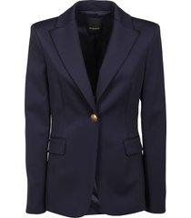 blue viscose jacket