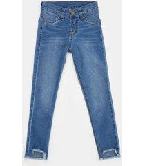 pantalón azul cheeky skinny ruby