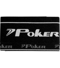 braçadeira poker capitão especial masculina