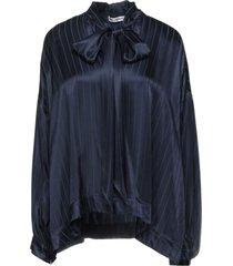 balenciaga blouses