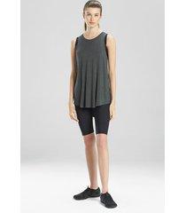 atleisure layering elements tank top shirt (moisture-wicking), women's, size m