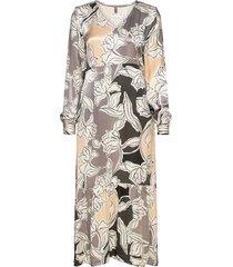 cumolly dress knälång klänning multi/mönstrad culture