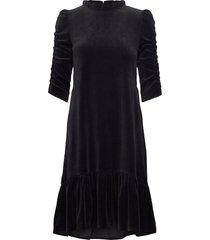 marion dress jurk knielengte zwart odd molly