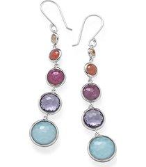ippolita semiprecious stone drop earrings in rainbow at nordstrom