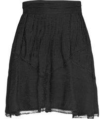 jon kort kjol svart iro