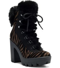 jessica simpson women's mikah hiker booties women's shoes