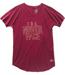 camiseta mujer tnf graphic s/s tee - the north face