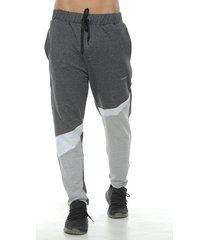 pantalon jogger, color negro cross para hombre