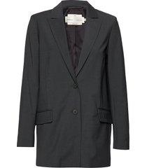 iw50 29 carolyniw blazer blazer colbert grijs inwear