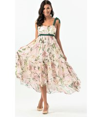 lili- sukienka na ramiączka