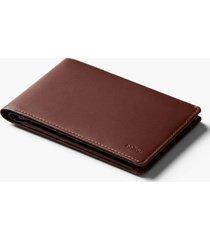 bellroy travel wallet - cocoa wtrb