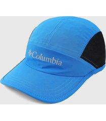 gorra azul-negro columbia