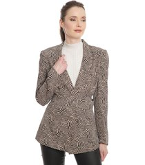 blazer ash beige - calce regular
