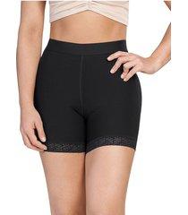 panty panty control fuerte negro leonisa 012983