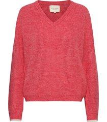 aliza jumper stickad tröja rosa lollys laundry