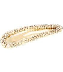 soho style crystal sparkle large hair clip