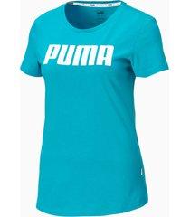 essentials t-shirt voor dames, maat l | puma