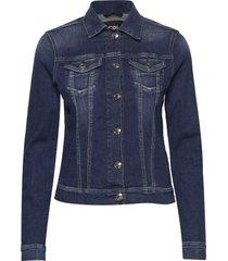 jacket jeansjack denimjack blauw replay