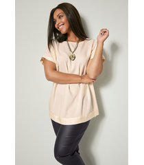 blouse angel of style nude